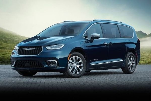2021 Chrysler Pacifica Plug-In Hybrid Touring