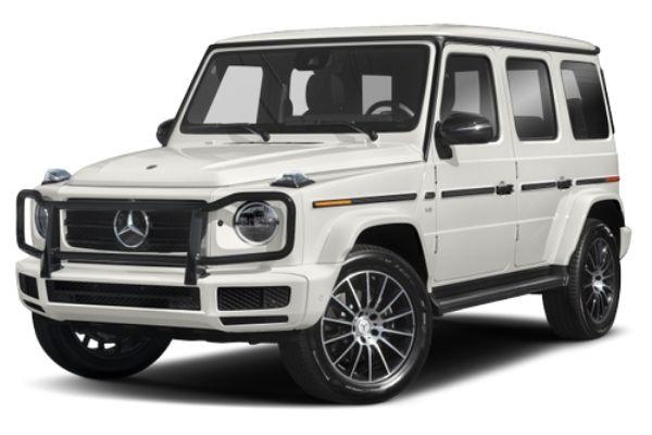 2021 Mercedes-Benz G Class G550