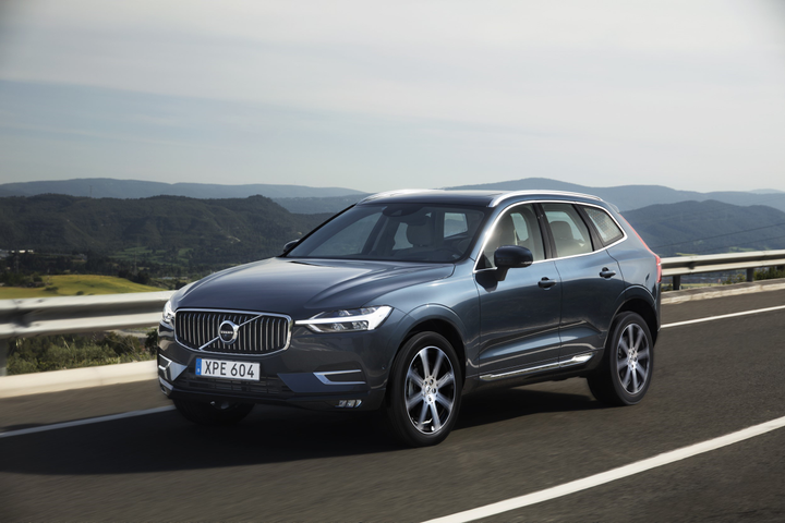 M is developing proprietary learning technology that asks users about their specific needs instead of merely informing them where they can pick up a car. - Photo courtesy of Volvo.