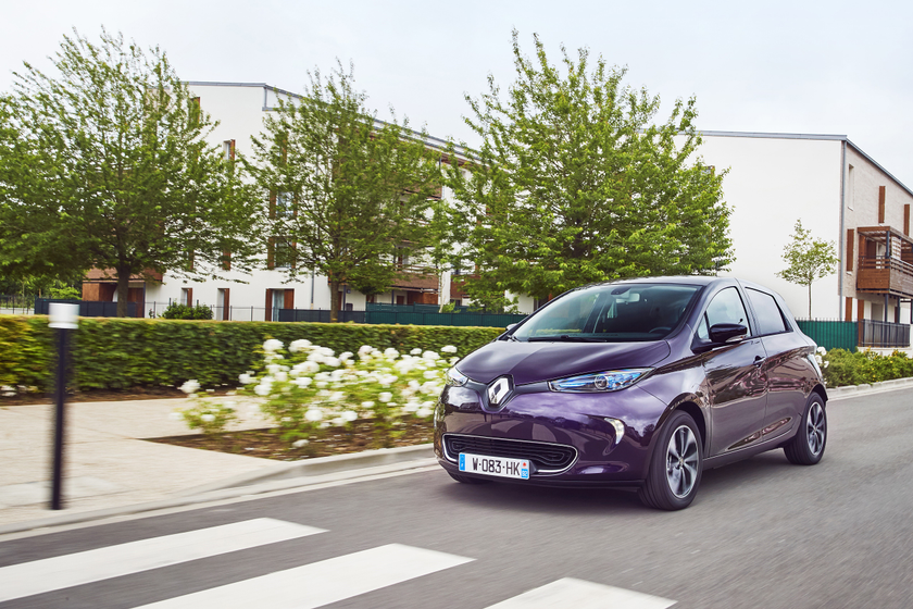 Beginning in September, Renault will gradually roll out the commercial fleet, which will include...