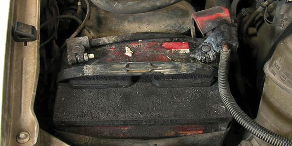 After examining the photo, what do you think? Is it time to replace this customer's battery?