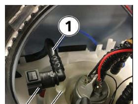 Replacing BMW Fuel Tank