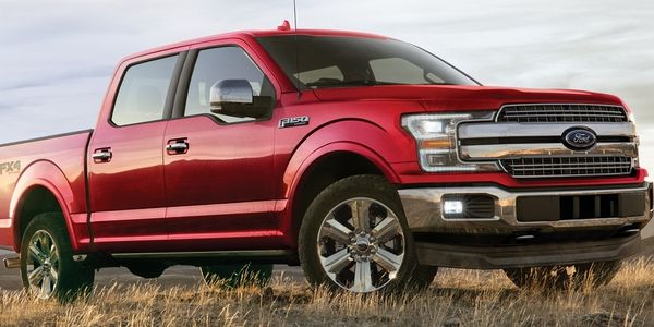 Ford F-150 Recall