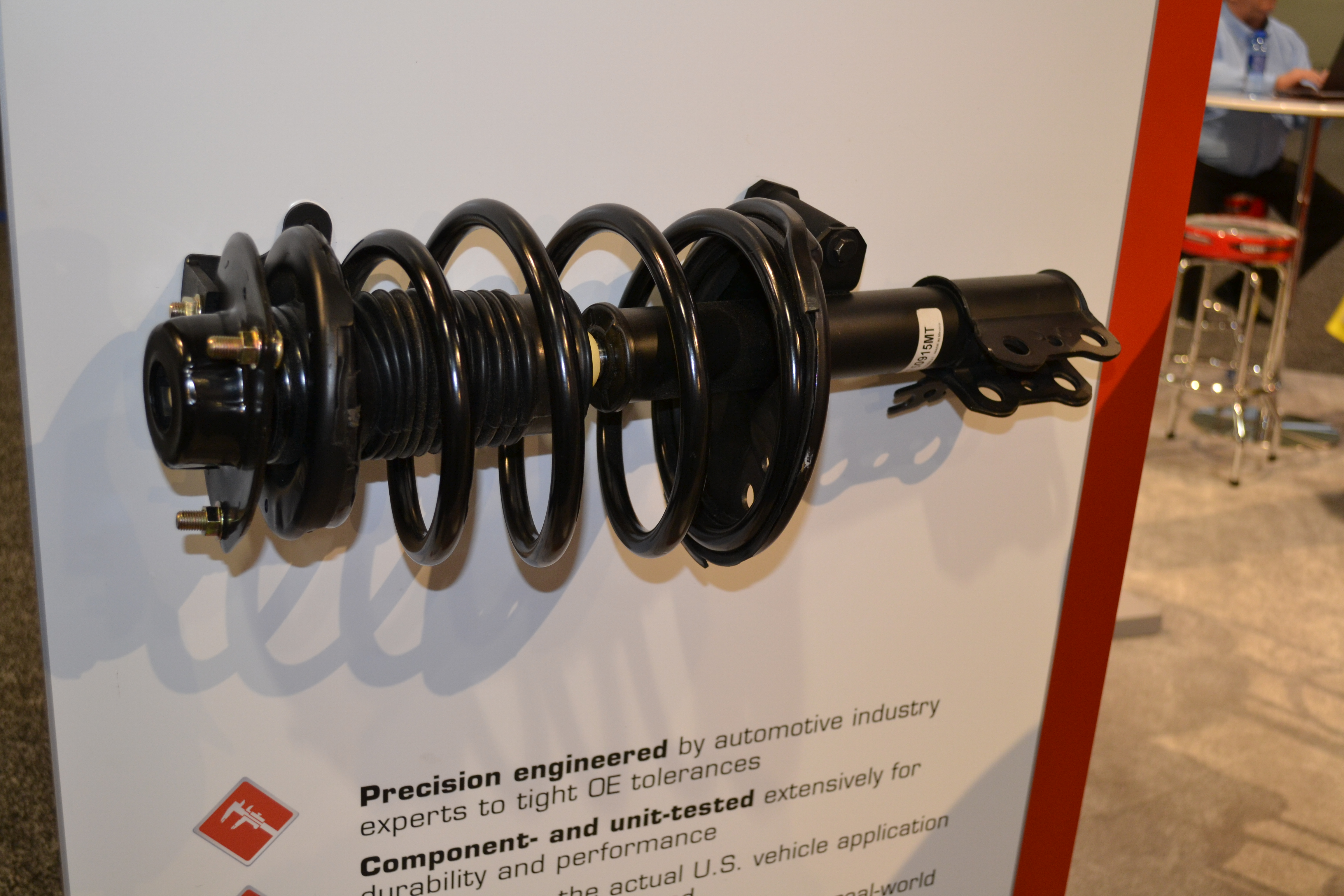 Gabriel shocks and struts brand adds parts to cover more than 10 million VIOs