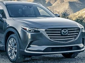 Hesitating Mazda