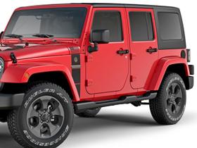 Jeep Fuel Tank