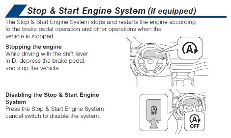 Stop & Start Needs Special Battery