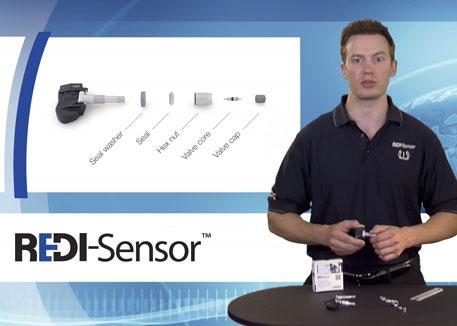 How to Replace a VDO REDI-Sensor Valve Stem [also Continental