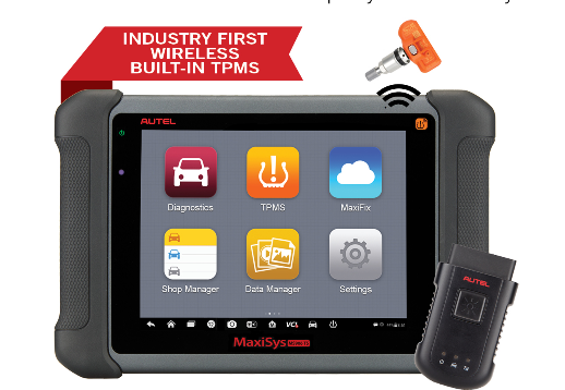 Autel's MS906TS Has New Diagnostics Reports Feature