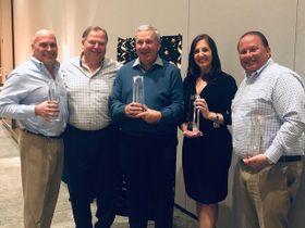 Brake Parts Inc Presents Leadership Awards