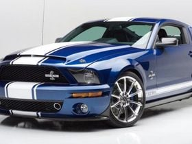 Mustang Is Not Cool