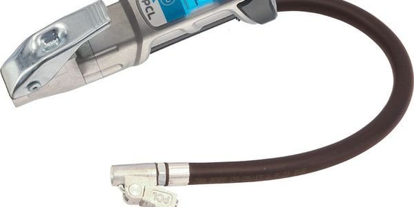 The new Accura MK4 Digital Tire Inflator Gauge from PCL USA can be used on both truck and car...
