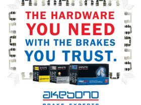 Akebono Kicks Off Brake Campaign
