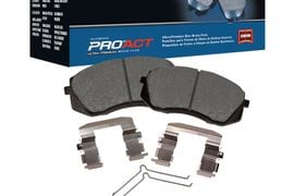Akebono Expands Ultra-Premium Disc Brake Pad Line
