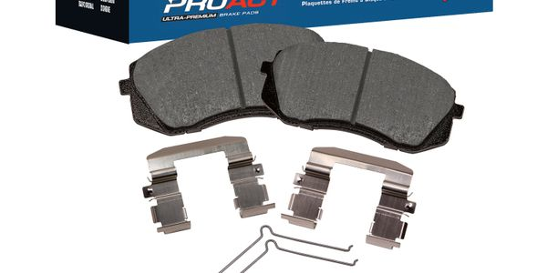 Four new ProAct ultra-premium disc brake pad kits increase coverage by more than 2.5 million...