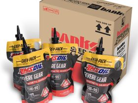 Amsoil Partners with Banks Power