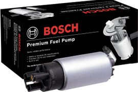 Bosch Fuel Pumps Feature Turbine Design