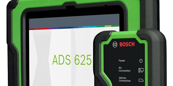 Bosch says software version 3.8 for the ADS 325 and ADS 625 tools adds new coverage and...