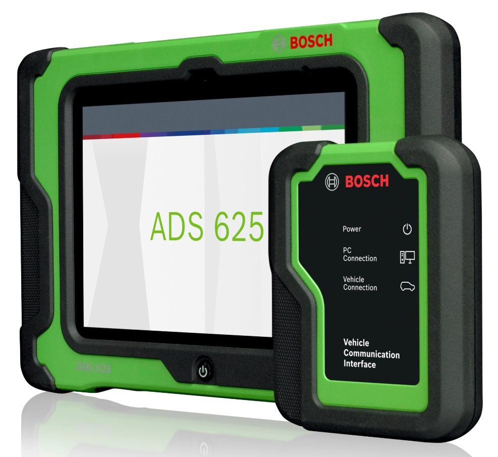 Bosch Has Two New Diagnostic Scan Tools
