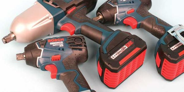 Today's pro-level cordless impact wrenches feature vastly improved designs, rugged construction...