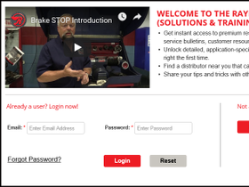 Raybestos Adds Technician Portal to Website