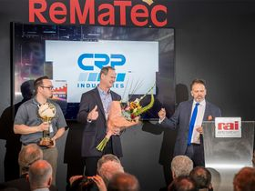 CRP Industries Earns Best Reman Business Innovation Award