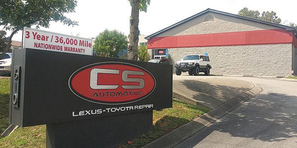 CS Automotive (short for Cool Springs Automotive) is in Brentwood, Tenn., is a suburb of Nashville.