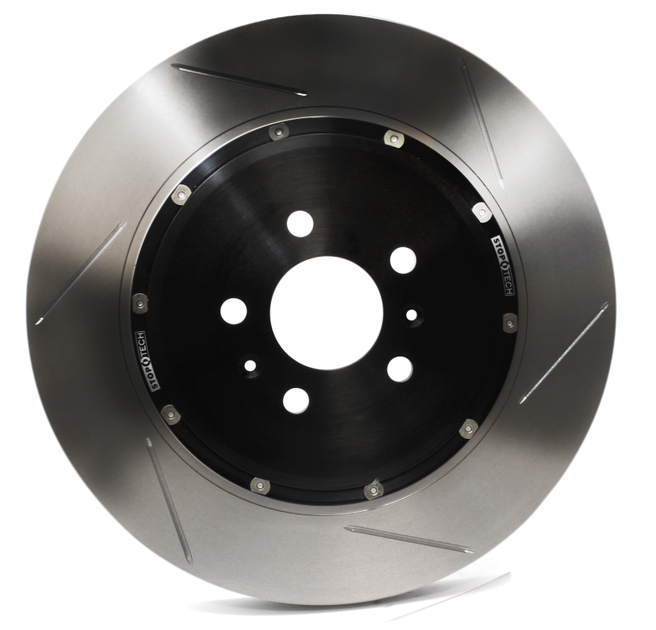Two-piece Rotor Upgrades For Acura TSX From StopTech