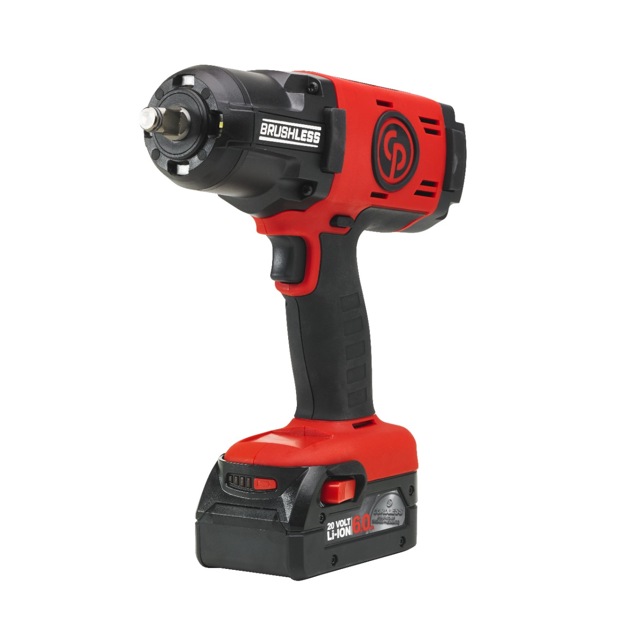 Chicago Pneumatic's New Cordless Impact Wrench Has 2 Shut-Off Positions