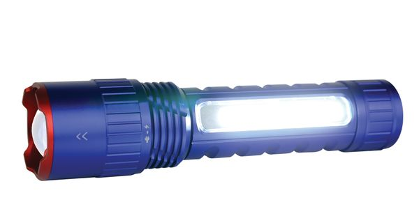 Clore says its new line of Light-N-Carry Rechargeable Torch Lights are reliable, durable and...