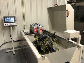 Cloyes Adds Dynamic Engine Test System