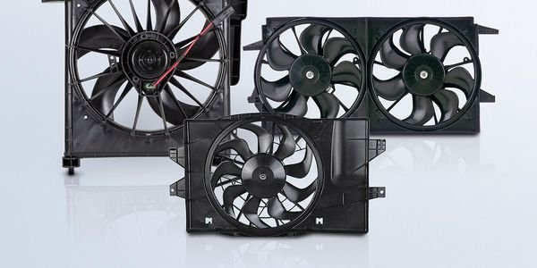 Continental says its new line of engine cooling fan assemblies are 100% tested for vehicle...