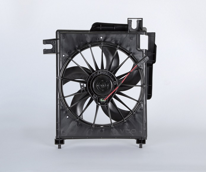Continental Has New Line of Engine Cooling Fan Assemblies