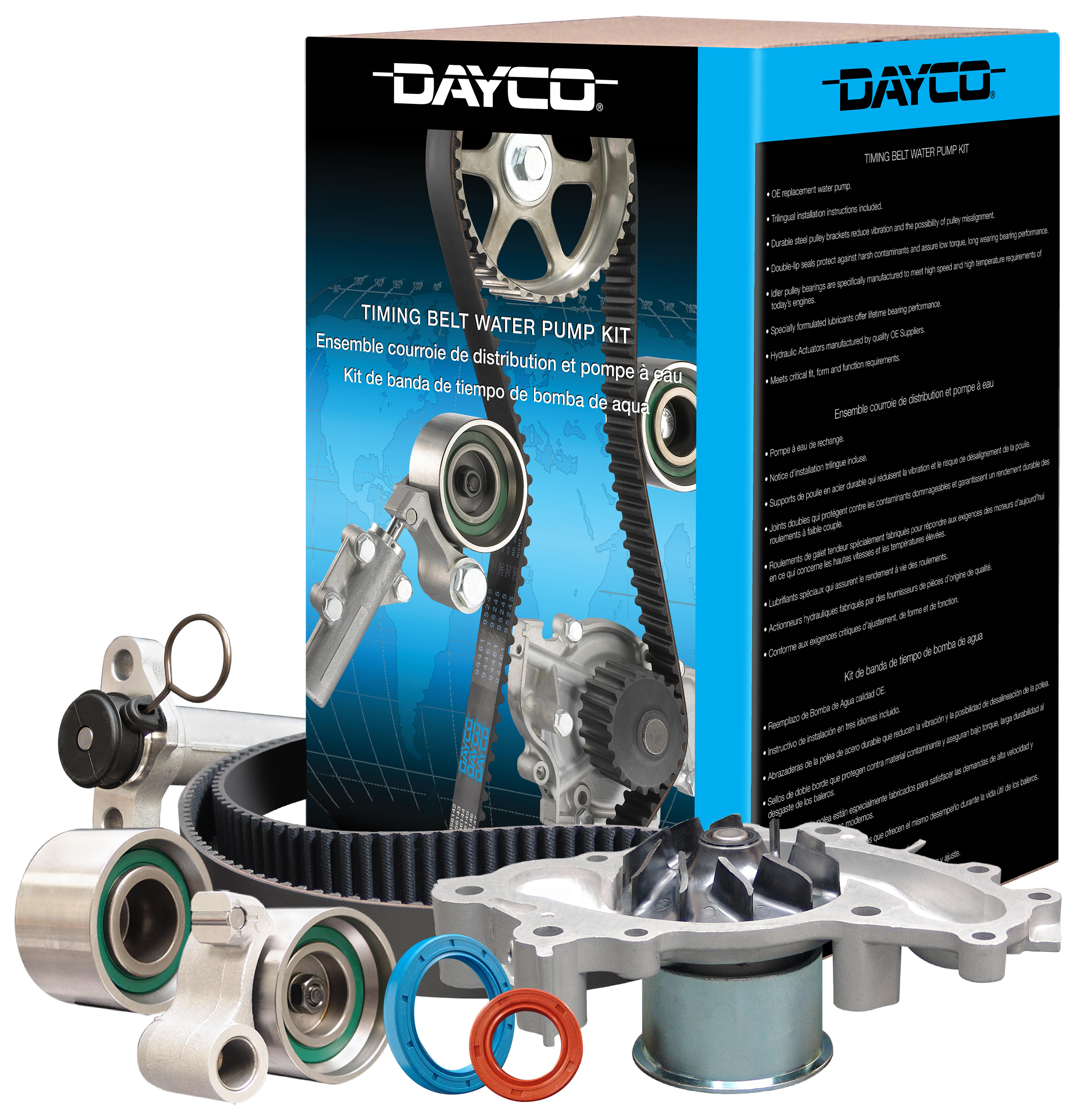 Dayco expands timing category product offerings