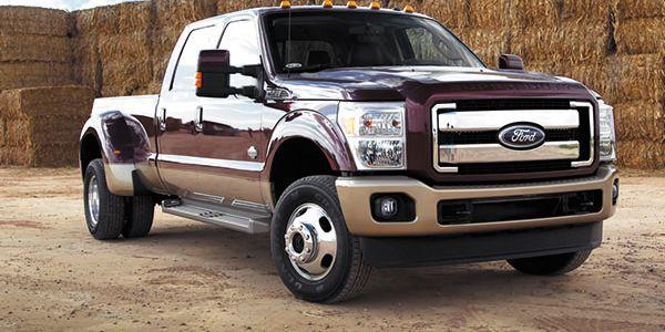 6.4L Powerstroke Diesel Fuel System