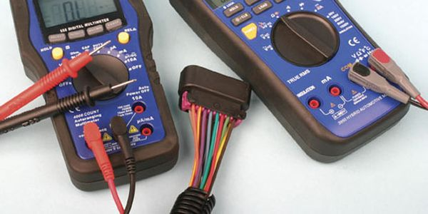 Digital multimeters offer a wide range of measurements and diagnostic capabilities. They're not...