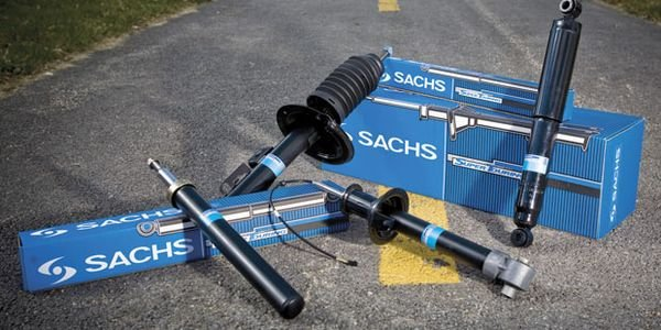 ZF Services says the Sachs brand original replacement shocks and struts are engineered to...