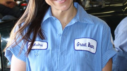Great Bear Auto owner Audra Fordin.