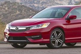 Honda Accord Recall