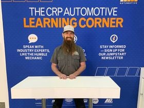 CRP to Host 'The Humble Mechanic' at AAPEX