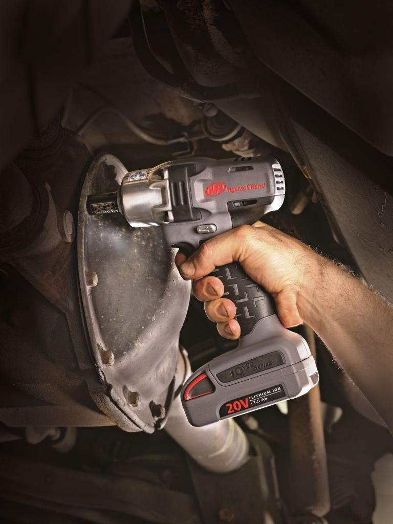 SEMA Show 2012: Ingersoll Rand debuts latest impact tool