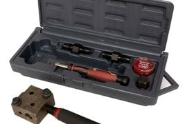 Lisle Designs Brake Flaring Tool for Tight Spaces