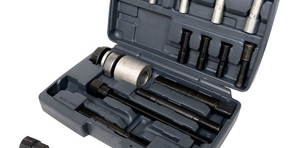 Lisle's harmonic balancer kit includes five long adapters for use on Dodge Hemi, generation III...