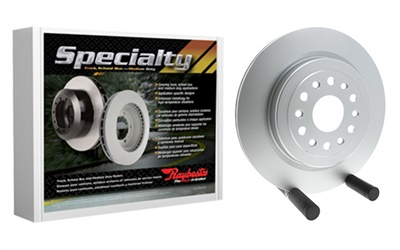 Raybestos R-Line and Specialty rotors are now available for 2019 Ram 1500 and Chevrolet Silverado 1500 applications.