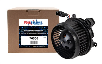 SMP says the new Four Seasons BLDC motors are manufactured in-house with higher speed ranges, longer operating life and higher efficiency over brushed and pulse width modulation (PWM) motors.