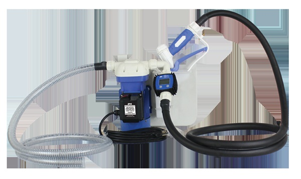 IPA has added a new rotary diaphragm pump (9 GPM 120V/AC) for DEF transfer to its line of fuel management equipment.