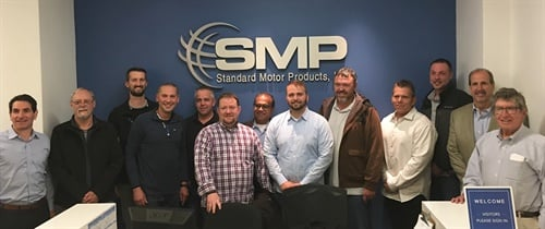 Standard Motor Products recently held its Auto Value and Bumper to Bumper 2018 Spring Service Center Advisory Council meeting in New York City.