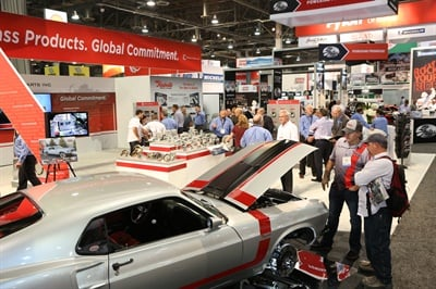 The latest new products, services and technologies from 2,200 exhibiting companies are on display during AAPEX in Las Vegas.