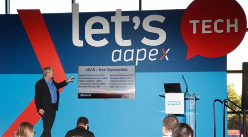 Let's Tech speakers will deliver short, powerful information in 20 minutes or less at AAPEX 2019 in Las Vegas.