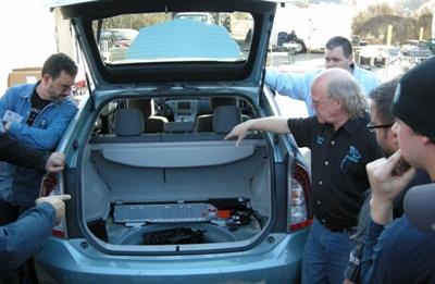 Craig Van Batenburg, CEO, will offer advice on EV and hybrid service.